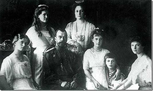 Romanovs-family
