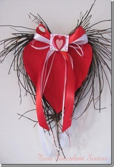 Valentine wreaths 2