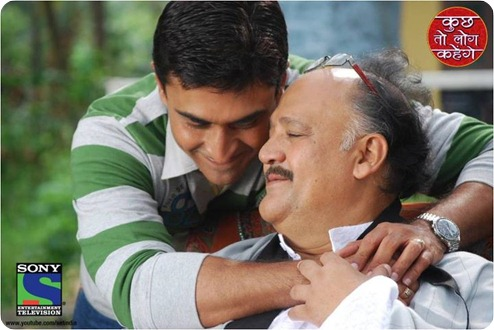 Dr Ashutosh with His BaBa