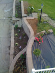 Retaining Wall Project 2010