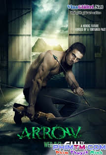 Mũi Tên Xanh :Phần 1 - Arrow Season 1