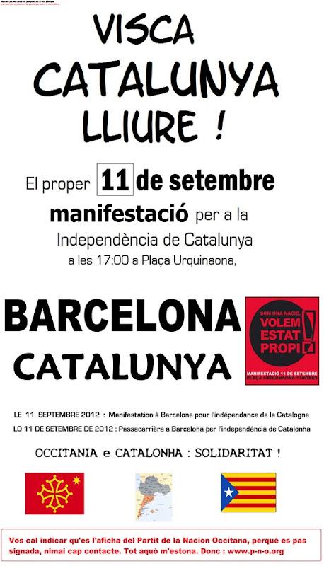 Affiche Catalunya comentada