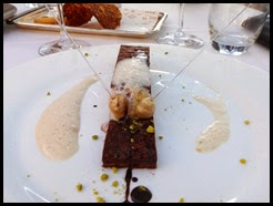 a dessert