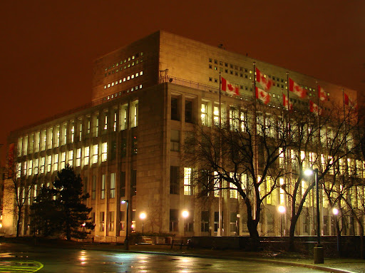 Library and Archives Canada - Day 3