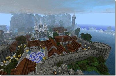Castle-Minecraft