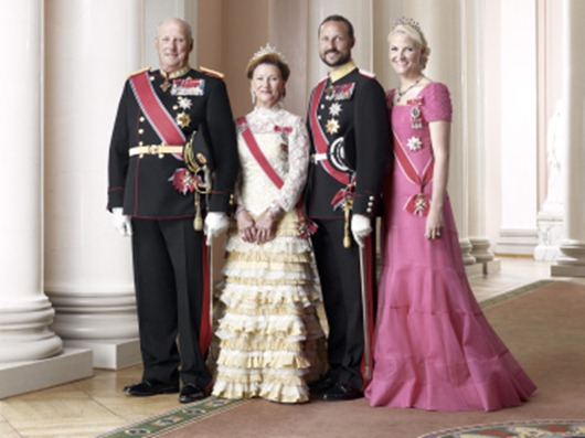 Kongeparet-og-kronprinsparet