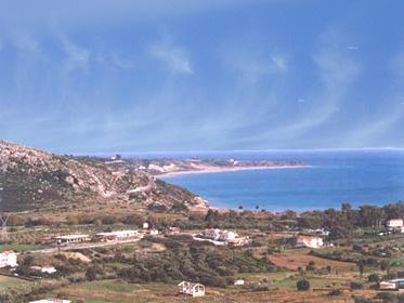 Ρατζακλί – Παραλία Καμινίων – Καμίνια Κεραμοποιίας