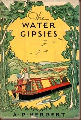 Water Gipsies 1st US Edtn