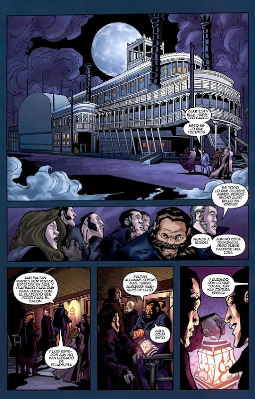 Fevre Dream  hansun para KMQS #1 - página 20