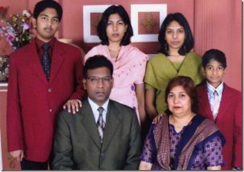 Hector Aleem Family