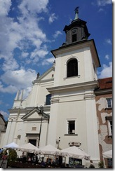 St. Hyacinth's Church, New Town, Warsaw