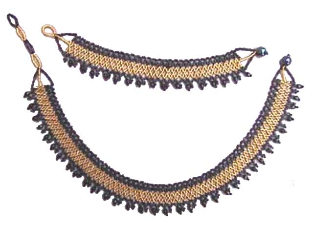 Muga Desing Necklace