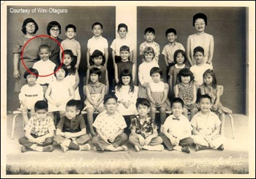 Obama Barack in Indonesian school