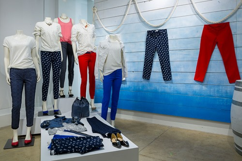 OLD NAVY SPRING SHOWROOM  look18