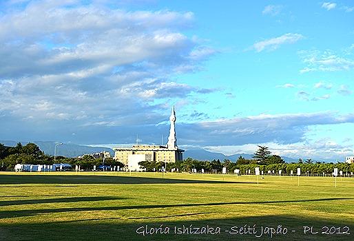 Gloria Ishizaka - Torre da Paz - dia 1 de agosto
