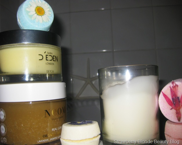 Neom_Luxury_Exfoliator_Patisserie_bath_Eden_detox_body_butter