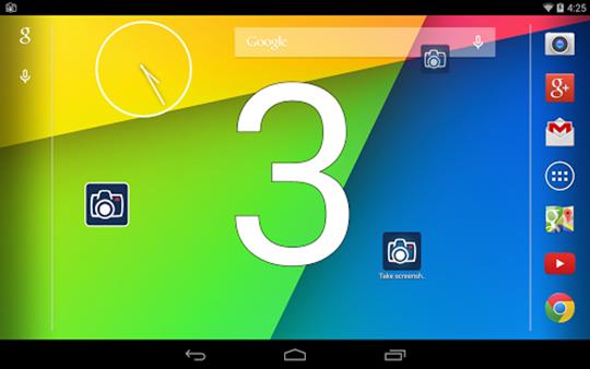 تطبيق Screenshot سكرين شوت وتصوير الشاشة للأندرويد