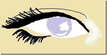 homura eyes