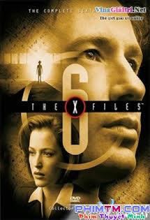 Hồ Sơ Tuyệt Mật :phần 6 - The X Files :Phần 6