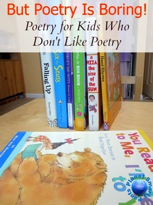 Poetry for kids who don't like poetry