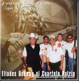 Eliades Ochoa - Cuidadito Compay Gallo --front