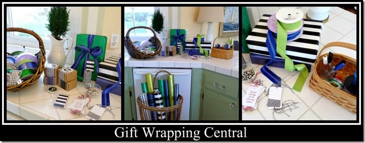 Ribbet collage Gift wrapping central