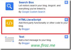 select Html Javascript
