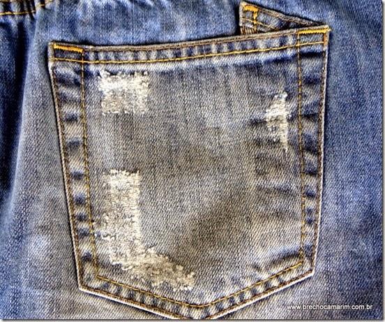 saia jeans Lelis Blanc-002