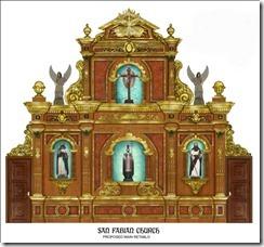 Main retablo