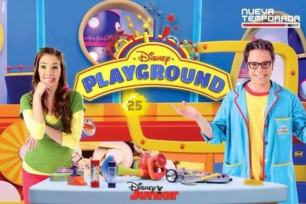 PlayGround - Cartel oficial