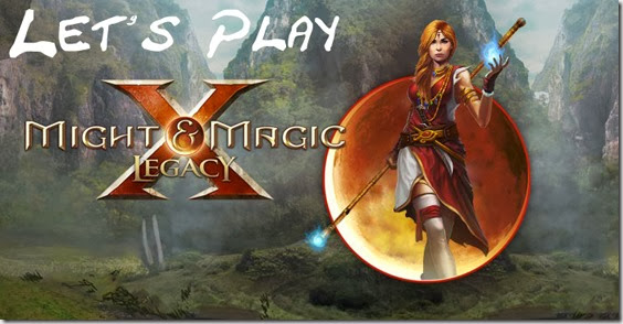 Lets Play Might&Magic 10