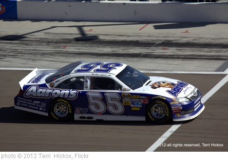 'Mark Martin, #55, LVMS' photo (c) 2012, Terri  Hickox - license: http://creativecommons.org/licenses/by-nd/2.0/