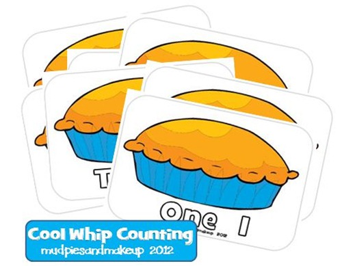 Cool Whip Collage