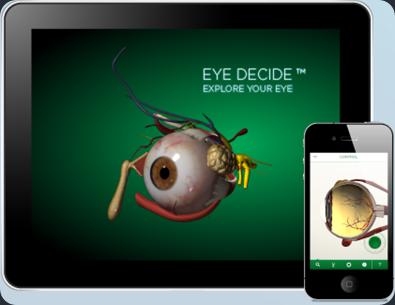 Free Eye Decide Medical App