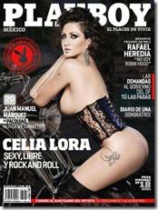 Playboy México - Outubro 2011