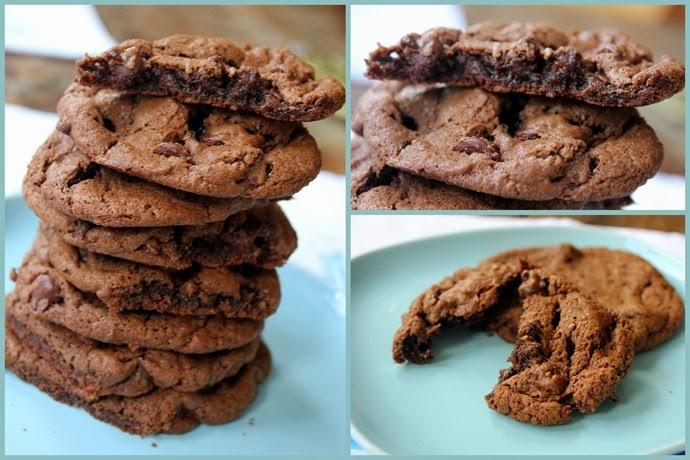 Flourless hazelnuts butter cookies