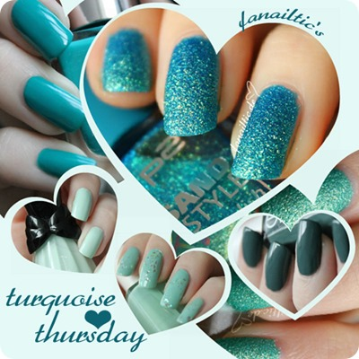 fanailtic presents turquoise thursday