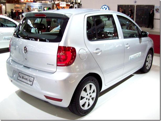 Volkswagen Fox BlueMotion 2013 (1)