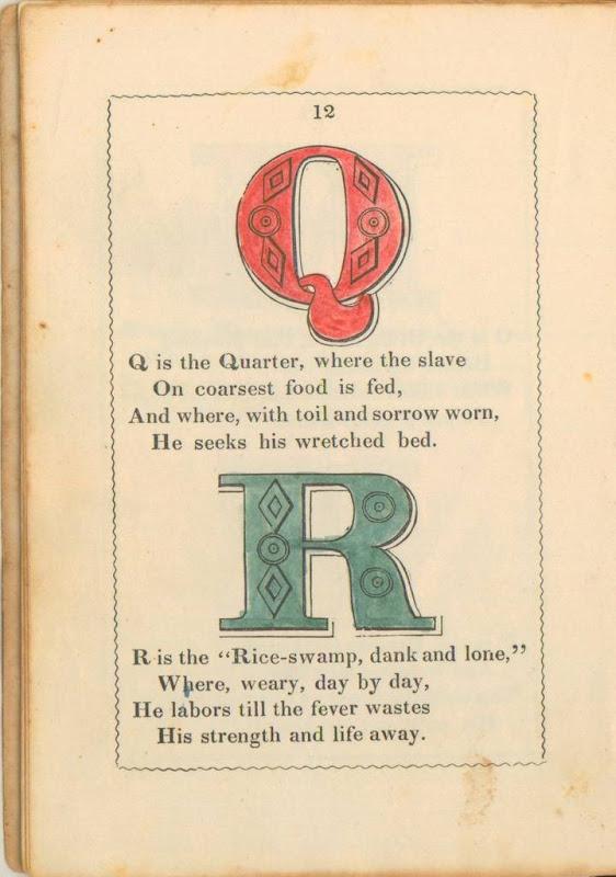 O alfabeto Anti-Escravidão - www.deubandeira.com.br
