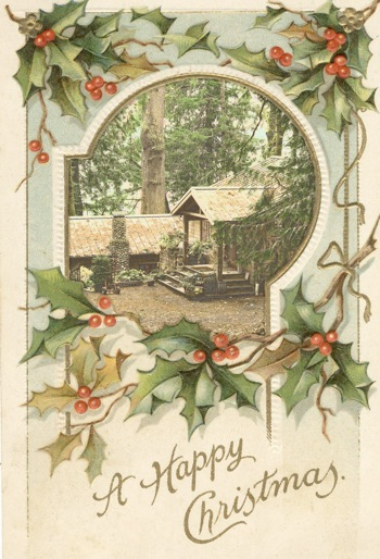 Postcardcottge christmas