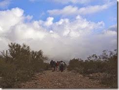 Hope Camp hike Jan 13 010