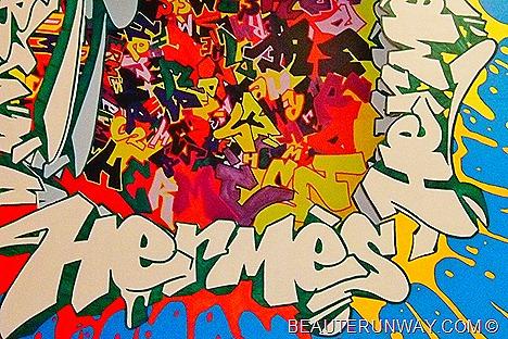 Hermes Grafitti