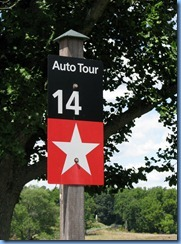 2741 Pennsylvania - Gettysburg, PA - Gettysburg National Military Park Auto Tour - Stop 14 East Cemetery Hill