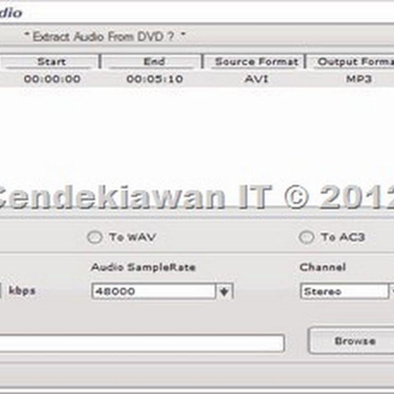 1-Click Extract Audio Free
