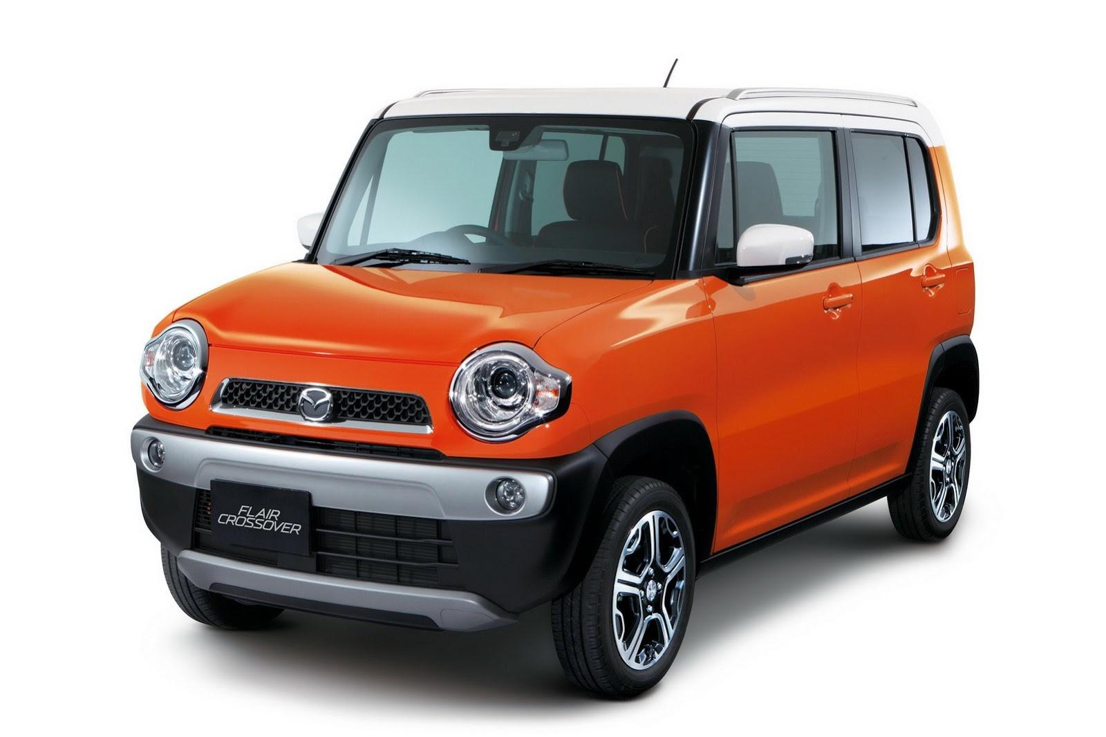 2014 - [Mazda/Suzuki] Flair Crossover / Hustler Mazda-Flair-Crossover-1%25255B3%25255D