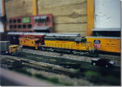19 My Layout in Summer 2002