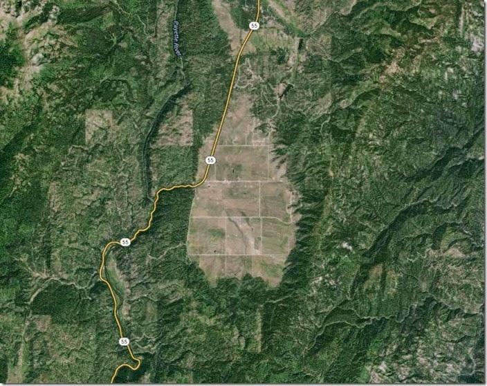 Round Valley Map