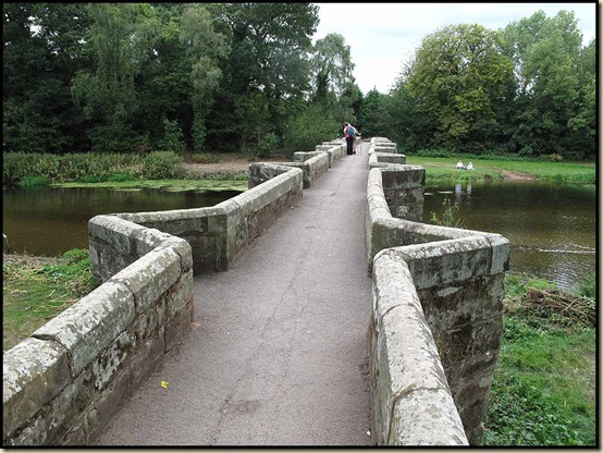 Shugborough - The Essex Bridge