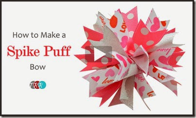 How-To-Make-A-Spike-Puff-Bow