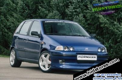 Hormann Motorsport Fiat Punto (1993-1998)